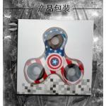 Hand Spinner ลายการ์ตูน-กัปตันอเมริกา