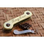 Key Bar Standard Brass