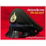 หมวกหม้อตาล / หมวกหนีบ นักศึกษาวิชาทหาร (รด.- นศท.)