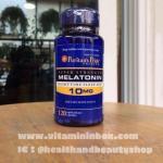 Puritan's Pride Melatonin 10 mg 120 Capsules