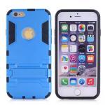 เคสกันกระแทกตั้งได้ ไอโฟน 6/6s 4.7 นิ้ว-สีฟ้า