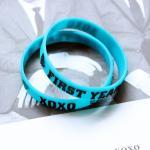 ริสแบนด์EXO 3D (FIRST YEAR) : สีฟ้า