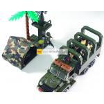 ทหาร (Soldier) ENLIGHTEN-811. ตัวต่อเลโก้จีน รถลำเลียงพล 308 ชิ้น