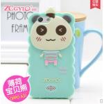 เคส OPPO Neo 5S , OPPO Joy 5 ซิลิโคน 3 มิติ เป็ดน้อย หมีน้อย หมูน้อย น่ารักๆ แบบที่ 6