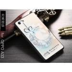 เคส OPPO Mirror5 lite รุ่น Black 3D (เคสนิ่ม) #2