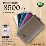 power bank BLL 8500 mAh - white