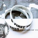 ริสแบนด์EXO 3D (FIRST YEAR) : สีขาว