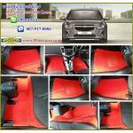 ยางปูพื้นรถยนต์เข้ารูป ราคาถูก Chevrolet Cruze ไวนิลสีแดง