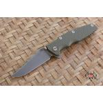 "RHK 3.5"" EKLIPSE GEN2 BOWIE Working Finished OD Green G-10"