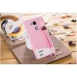 Case Huawei Mate 7 ยี่ห้อ Fabitoo สีชมพู