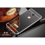เคส Huawei GR5 2016 รุ่น Aluminium Hybrid Mirror Back (เคสฝาหลังเงา) สีดำ