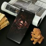เคส OPPO R7S รุ่น Black 3D (เคสนิ่ม) #15