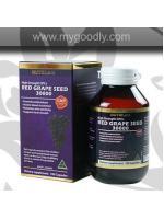 Red Grape Seed 30000 brand Nutriland สารสกัดจากเมล็ดองุ่น RED GRAPE SEED ราคาส่ง 1900 บาท