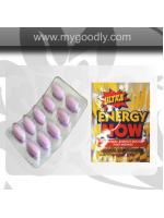 Set : Diet Simple (สำหรับผู้เริ่มลดน้ำหนัก) Slim Max 1 แผง + Ultra Energy Now 30 ซอง