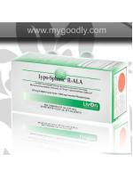 Lypo Spheric R-ALA( R-Alpha Lipoic Acid 250 mg) แบ่งขาย 5 ซอง ราคา 450 บาท