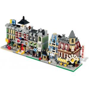 ร้านค้า (Shop) DECOOL-1105-1109 ร้านค้า 5 แบบ ส่งฟรี EMS