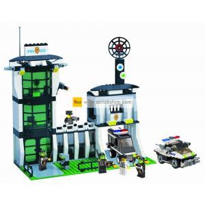 ตำรวจ (police) E-129. สถานีตำรวจ
