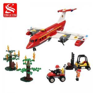 เครื่องบิน (Airplane) GUDI-9216. ตัวต่อเลโก้จีน เครื่องบินดับเพลิง 522 ชิ้น