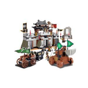 3 ก๊ก (3 Kingdom) S-0265. ตัวต่อเลโก้จีน สามก๊กลาง