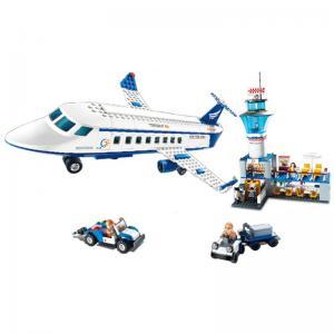 เครื่องบิน (Airplane) GUDI-8912. ตัวต่อเลโก้จีน เครื่องบินพาณิชย์ 652 ชิ้น