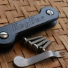 Key Bar Black Anodized Aluminum
