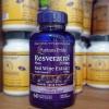 # หน้าเด็กลง # Puritan's Pride Resveratrol 250 mg 60 Softgels