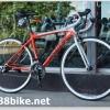 จักรยานเสือหมอบ DARK HORSE (JKDHB ) Shimano Sora 16 สปีด