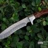 มีดใบตาย Blackfox แบบกัดลายรูปคลื่น Black FOX (corrosion pattern)ขนาด 12 นิ้ว