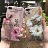 เคส tpu เส้นนูนเรืองแสงลายดอกไม้ ซัมซุง J7(version 2) (ใช้ภาพรุ่นอื่นแทน)