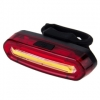 ไฟท้ายสลับสี NQY ,NQY-096 ไฟฟ้าและไฟสีแดง USB Chargable