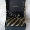 เนคไทผ้าไหม Silk NT016
