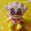 Anpanman Friends - Cream Panda Plush ตุ๊กตาครีมแพนดาเพื่อนอันปังแมน เม็ดถ่วงก้น