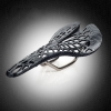 เบาะแมงมุมลายคาร์บอน Spyder saddle,SPS02