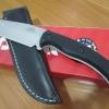 "Kershaw 1085 Diskin Hunter 4-5/8"" Fixed Blade, G10 Handles"