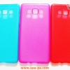 เคสยางนิ่ม Samsung Galaxy Alpha A5/A500