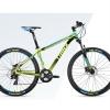จักรยานเสือภูเขา TRINX C500 เฟรมอลู 24 สปีด ล้อ 27.5 ดุมแบร์ริ่ง Novatec,ปี 2017