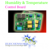 DHT11 temperature and humidity control