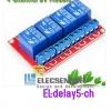 5 V delay module