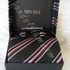 เนคไทผ้าไหม Silk NT028