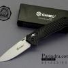 มีดพับ Ganzo กานโซ่ รุ่น Ganzo G716 ใบเทาด้ามดำ ของแท้ 100%
