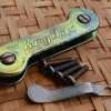 Key Bar Frog Acid Wash Aluminum
