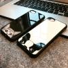 Case iPhone 7 (4.7 นิ้ว) พลาสติกลายน้องหมาน้องแมว ราคาถูก (ไม่รวมสายคล้อง)