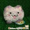 ตุ๊กตาพวงกุญแจแมวน้อย Maruneko Kawaii Cat ♥