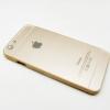 เคสฝาหลังแข็งมีโลโก้แอปเปิ่ล ไอโฟน 6/6s 4.7 นิ้ว-ทอง