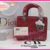 "Diors Lady Mini 7"" Silver Hardware **เกรดท๊อปมิลเลอร์** (Hi-End)"