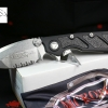 "Microtech DOC Death on Contact Manual 4"" Stonewashed Combo Blade MT153-11"
