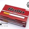มวนเปล่า ROLLO Red ก้นแดง กล่องเล็ก