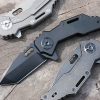Quartermaster Templeton Peck Flipper Knife Ti Limo Tint QTR-3ZLT