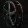 ล้อ Deca Carbon spoke wheel (หน้า 3 ก้าน ,หลัง 5 ก้าน)