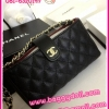 Chanel Bag For Mobile CaviarskinGold Hardware **เกรดท๊อปมิลเลอร์** (Hi-End)